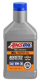 10W-30 Synthetic Motor Oil (XLT)