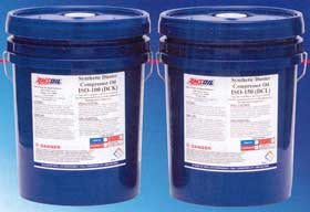 DC Series Compressor Oil