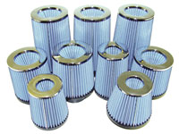 Nano Fiber Induction Air Filters (EaAU)